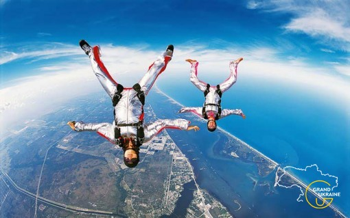 International Artistic Wingsuit Competition and Marko Mike's Wingsuit Boogie